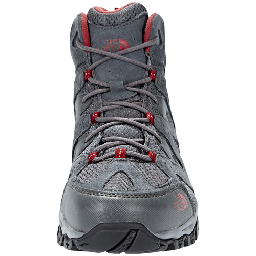 The North Face Storm Hike Mid GTX - Chaussures Homme - gris sur campz.fr !